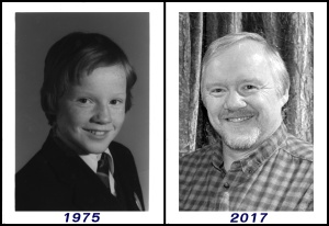 Joe Lamb then and now