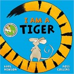 I am a tiger 150