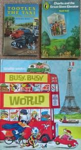 Justin Davies Childhood Books
