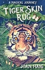 Tiger Skin Rug 150